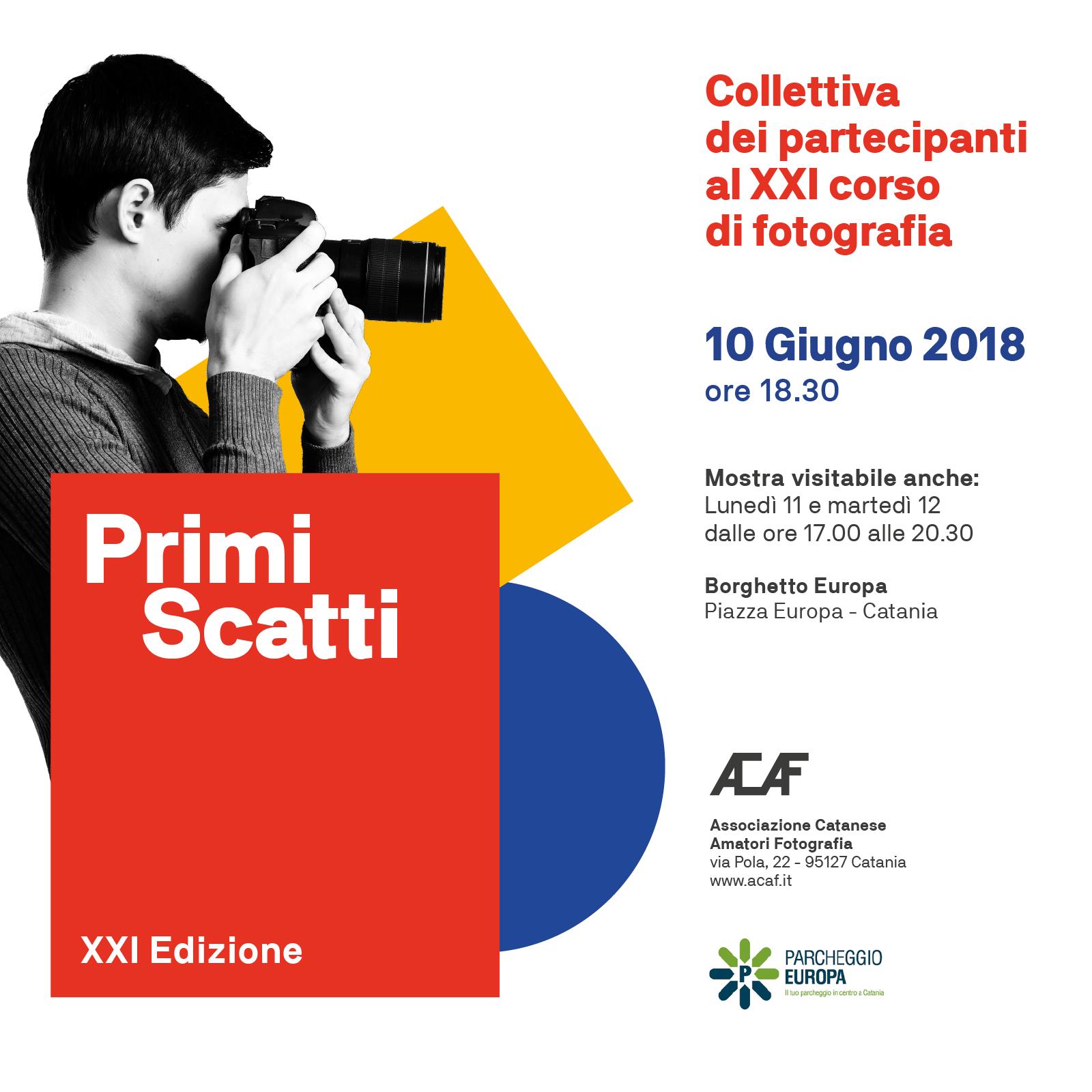 Lavoro Assistente Fotografo Catania acaf - associazione catanese amatori fotografia - premio